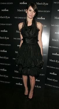 Emily Mortimer at the special screening of &quot;Match Point.&quot;